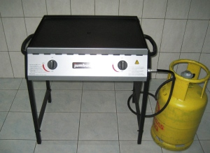 The bbq hot plate